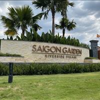 Đất nền biệt thự nhà vườn Quận 9 Sài Gòn Garden Riverisde Villas, hàng giá gốc CĐT, giá 21 triệu/m2