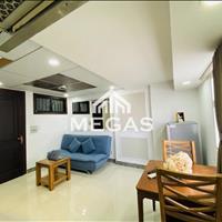 Cho thuê căn hộ dịch vụ quận Tân Phú - Giáp quận Tân Bình - Quận 11 - Có cửa sổ và bancony
