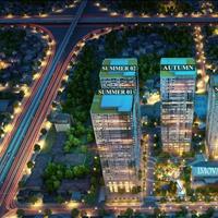 Bán căn góc 3 phòng ngủ tầng trung dự án GoldSeason 47 Nguyễn Tuân giá 3.2 tỷ