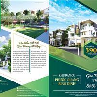 Đất vàng đầu tư - an cư đắt lợi, đất nền sổ đỏ Tuy Phước - Bình Định, chỉ 292 triệu/nền