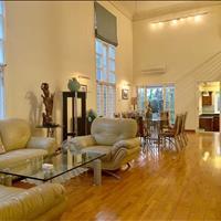 Biệt thự Fideco Thảo Điền Quận 2, 320m2, 3 lầu 5 phòng ngủ có sổ hồng gía 58 tỷ
