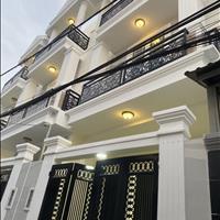 Nhà 3 tầng đẹp 65m2 Hiệp Bình Chánh, Thủ Đức, sổ hồng riêng sau lưng Coop Mart Bình Triệu
