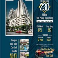 Bán căn hộ Quận 4, mặt tiền Bến Vân Đồn giá từ 2,3 tỷ/căn - TT 10% nhận nhà, chiết khấu nhanh 8%