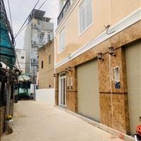 Bán nhà mới xây 1 trệt 4 lầu Bùi Đình Túy Quận Bình Thạnh, sổ hồng riêng hoàn công đầy đủ, đường 5m