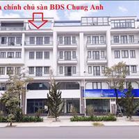 Chính chủ sàn bất động sản Chung Anh bán nhà A1 - 14 khu đô thị Mon Bay 2 mặt đường, giá 24 tỷ