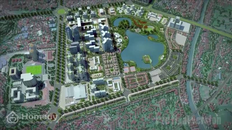 Khu đô thị Thành phố Giao Lưu - ảnh giới thiệu
