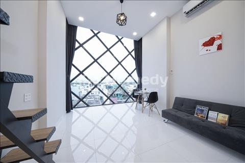 Cho thuê chung cư mini cầu Tân Thuận Quận 4, mới 100%, gần trung tâm, giá siêu rẻ, xem ngay
