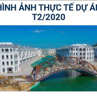 Cần tiền bán giá lỗ 300 triệu Shophouse 90m2, Vinpearl Grand World Phú Quốc