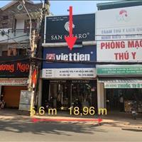 Cho thuê nhà mặt tiền đường Nguyễn Trãi quận Ninh Kiều - Cần Thơ giá 55 triệu