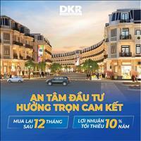 Đất nền ven biển Nhơn Hội New City giá 1 tỷ 500 triệu/nền