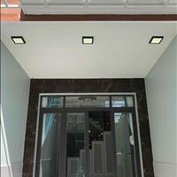 Cần bán nhà mặt tiền mới xây Chu Văn An Quận Bình Thạnh, sổ hồng riêng hoàn công đủ, đường 10m