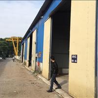 Cho thuê kho xưởng 278m2 và 355m2 khu vực ngã tư Trạm Trôi Hoài Đức