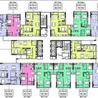Bán căn góc 2 phòng ngủ Hà Đô Centrosa Quận 10 - 108m2 - giá 7.5 tỷ