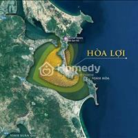 """Chỉ từ 1,1 tỷ/ 161m2 sở hữu """"Mỏ vàng"""" với 3 mặt giáp biển tại KDC Hòa Lợi, tx.Sông Cầu, Phú Yên"""