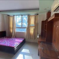 Cho thuê căn hộ 76m2, 2 phòng ngủ, phòng khách, bếp nội thất đầy đủ 12 triệu/tháng