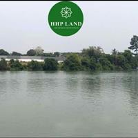 Bán 4400m2 đất mặt tiền đường và view sông Đồng Nai