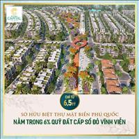 Meyhomes Capital Phú Quốc - sổ đỏ lâu dài - chỉ từ 6,9 tỷ/căn - diện tích 291m2 - tặng 1 cây vàng