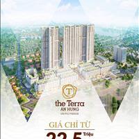 Sở hữu căn hộ The Terra An Hưng chỉ cần 480tr có ngay căn 2PN, full nội thất, tặng 15tr khi mua