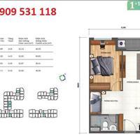 Chính chủ bán căn hộ Khang Điền Bình Chánh - 1 PN +1 phòng ngủ giá 1,68 Tỷ