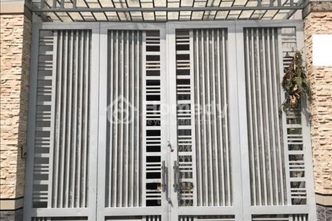 Nhà phố 1 trệt 3 lầu, Cư Xá Phú Lâm A, Quận 6, 8 tỷ - Sổ hồng lâu dài