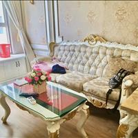 Cần cho thuê căn hộ 1 phòng ngủ 52m2 full nội thất tầng cao view mát mẻ