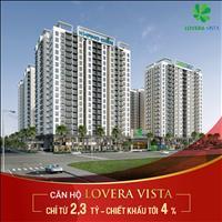 Nhanh tay sở hữu căn hộ Lovera Vista Khang Điền - Giỏ hàng 300 căn cuối cùng của dự án