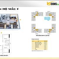 Hot chênh chỉ 15 triệu thấp nhất dự án Bcons Garden - Kẹt tiền bán gấp căn hộ 2PN 1 wc tầng 21, 24