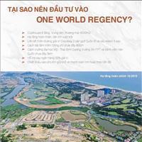 Siêu phẩm đất biển Đà Nẵng One World Regency, phù hợp mọi nhu cầu ở, đầu tư, kinh doanh