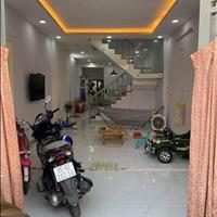 Tôi cần bán nhà có lầu 4x12m, đường Nguyễn Thị Sóc gần trường trung học phổ thông Bà Điểm, 824tr