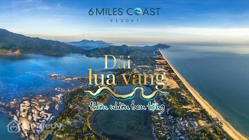 Dự án 6 Miles Coast Resort  - ảnh giới thiệu