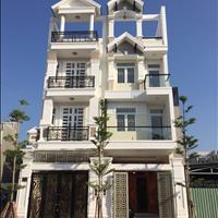 Bán nhà mới 3 tầng 74m2, mặt tiền đường 10m gần Vạn Phúc, sổ hồng riêng tiện ích đầy đủ