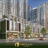 Căn hộ CitiGrand   Trung tâm KĐT quận 2   2.1 tỷ căn 2PN   Thanh toán 5 %/ 3 tháng, trong 3 năm