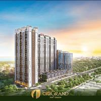 Nhận booking giai đoạn 1 Căn hộ Quận 2 - CitiGrand   2.1 tỷ căn 2PN   Đại lý DKRA Vietnam