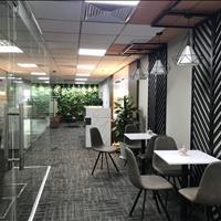 Cho thuê văn phòng trọn gói full tiện ích tại phố Duy Tân, Cầu Giấy - Hà Nội giá chỉ từ 5 triệu