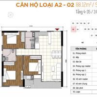 Opal Boulevard - Bán căn góc 3 phòng ngủ ký hợp đồng mua bán với chủ đầu tư