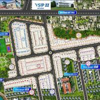 Đất trung tâm thành phố mới 5x16m, 540 triệu thổ cư 100% SHR, đối diện cổng khu công nghiệp Vsip2