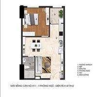 Cho thuê căn hộ Citrine 1 phòng ngủ giá thuê 5.5 triệu