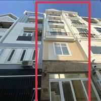 Hạ giá 300 tr bán nhà mới Chu Văn An, phường 12, Bình Thạnh, đường ô tô, SHR, gần học viện cán bộ