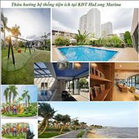 Cho thuê căn chung cư 09 view trực diện vịnh biển tòa nhà Green Bay Garden Hạ Long