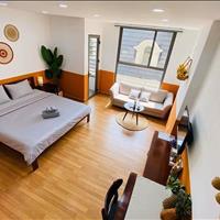 Căn hộ Studio 1 phòng ngủ full nội thất cực đẹp, giá tốt nhất, có vệ sinh định kỳ hàng tháng