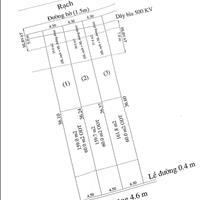 Bán đất thị xã Thủ Dầu Một - Bình Dương, giá 900 triệu, thổ cư 80m2, sổ hồng riêng