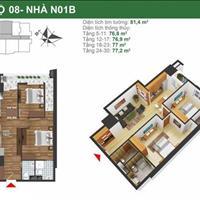 Bán căn hộ 2 phòng ngủ - K35 Tân Mai Hoàng Mai chỉ từ 2 tỷ