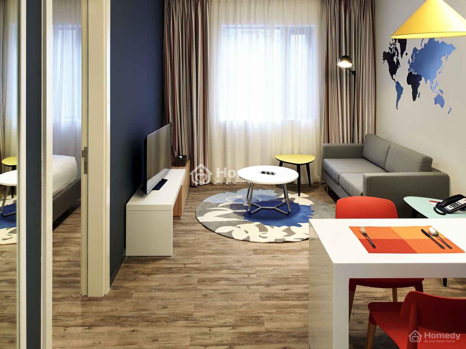 Khách sạn căn hộ