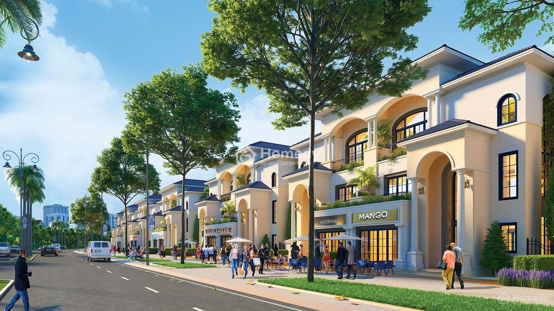 Hà Tiên Venice Villas