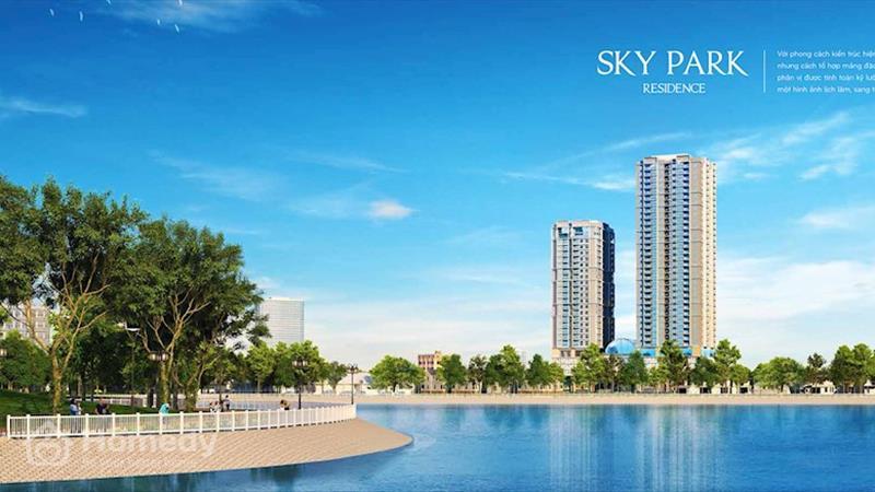 Chung cư Sky Park Residence - ảnh giới thiệu