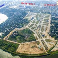 Liền kề River Silk City Sông Xanh - gần bệnh viện Việt Đức CEO Hà Nam giá từ 1.2 tỷ/1 lô - 80m2