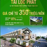 Bán đất nền dự án Châu Phú - An Giang giá 5 triệu/m2