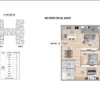 Bán căn hộ 2 phòng ngủ cao cấp The Zei Mỹ Đình