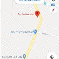 Bán nhà phố Shophouse, khu đô thị Five Star, Đinh Đức Thiện, Long An