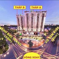 Căn 3 phòng ngủ - 85m2 - căn góc - khu căn hộ High Intela - căn hộ thông minh Quận 8 - hàng nội bộ